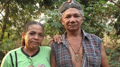 Maria do Espírito Santo da Silva e José Cláudio Ribeiro da Silva foram assassinados