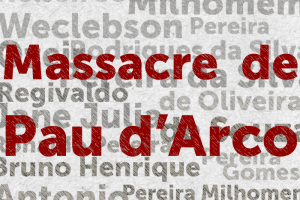 massacre pau d'arco