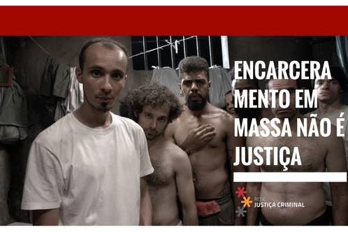 encarceramento em massa nao e justica
