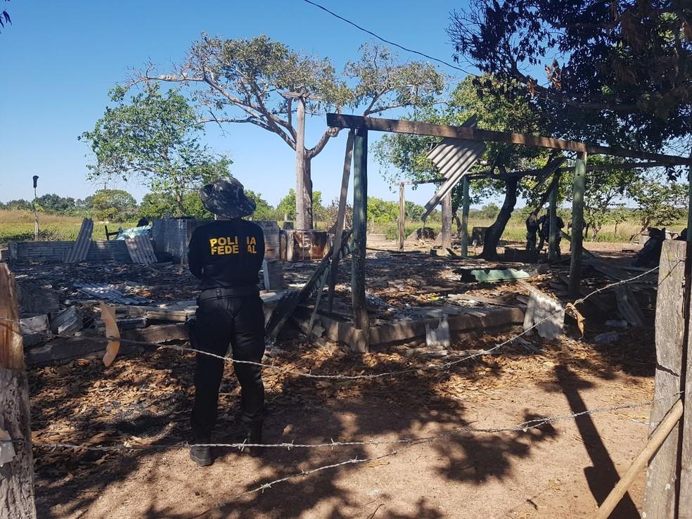 FOTO: ASSESSORIA POLÍCIA FEDERAL