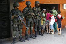 rocinha defesa segurança  violência