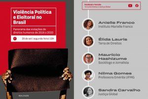 lançamento relatório violencia politica