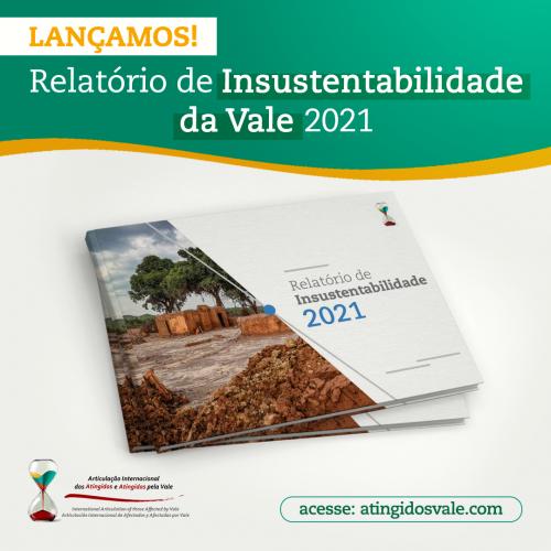 LANÇAMENTO DE RELATÓRIO