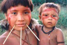Yanomami_Woman_&_Child