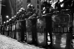 Cerco policial